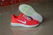 Women Nike Lunar Orange White