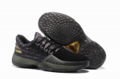 Adidas James Harden 1 Black Gold