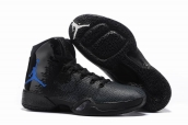 Air Jordan 30-5 Black Blue