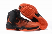 Air Jordan 30-5 Black Orange