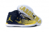 Air Jordan XXXI Michigan
