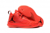 Air Jordan Super Fly 5 X Red