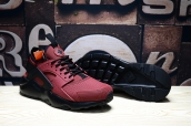 Air Huarache Run Ultra PK4 KPU Wine Red