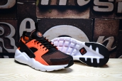 Air Huarache Run Ultra PK4 KPU Black Orange