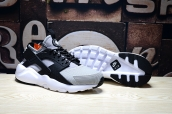 Air Huarache Run Ultra PK4 KPU White Black