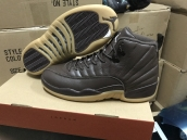 Super Perfect Air Jordan 12 Chocolate