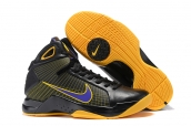 Nike Kobe 4 Black Yellow