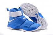 Nike Lebron Zoom Soldier 10 Blue White