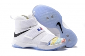 Nike Lebron Zoom Soldier 10 White