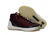 Ua Curry III Wine Red