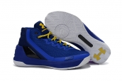 Ua Curry III Blue