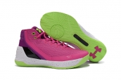 Ua Curry III Pink