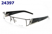 Police Plain Glasses - 054