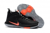 Nike Lebron James Zoom Witness 1 Black Orange