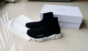 Balenciaga Women Black White