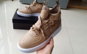 Nike Air Force 1 Ultraforce Mid Light Brown