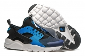 Nike Air Huarache 5 Black Blue