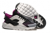 Nike Air Huarache 5 Black Purple