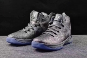 Air Jordan XXXI Battle Grey