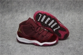 Air Jordan 11 Kid Red Velvet