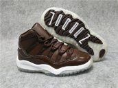 Air Jordan 11 Kid Brown