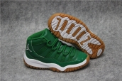 Air Jordan 11 Kid Green