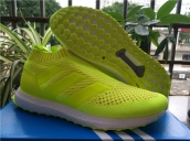 Adidas ACE 16+ PureControl Ultra Boost Fluorescent Green