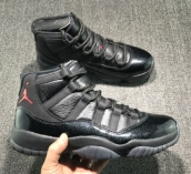 Super Perfect Air Jordan 11 Black