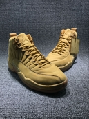 Super Perfect Air Jordan 12 Wheat