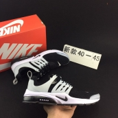 Nike Air Presto BR QS Black White