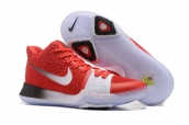 Nike Kyrie 3 Red White