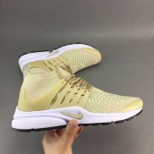 Nike Air Presto BR QS Gold White