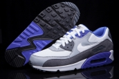 Nike Air Max 90 White Grey Blue