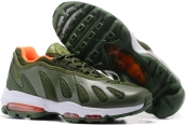 Nike Air Max 96 Green Orange