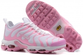 Women Nike Air Max TN Pink White