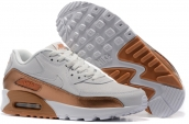 Nike Air Max 90 AAA White Brown