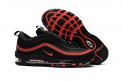 Nike Air Max 97 KPU Black Red