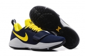 Nike Zoom PG 1 Navy Blue Yellow