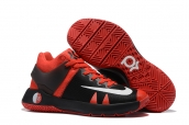 Nike Zoom KD V Black White Red