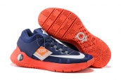 Nike Zoom KD V Navy Blue Red
