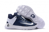 Nike Zoom KD V Navy Blue White