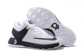 Nike Zoom KD V White Black