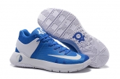 Nike Zoom KD V White Blue