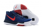 Nike Kyrie 3 Blue Red
