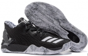 Adidas Rose 7 Low Black