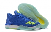 Adidas Rose 7 Low Blue