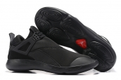 Air Jordan 4 Running Shoes All Black