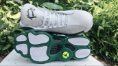 Perfect Air Jordan 13 White Green
