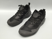 Nike Air Huarache 4 All Black Glow In Dark