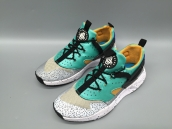 Nike Air Huarache 4 All Jade Green Glow In Dark